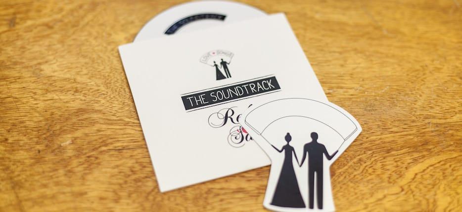 ©Tormiq imprenta Barcelona, boda, cd, ventall, casament