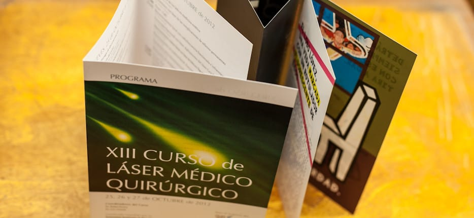 ©Tormiq imprenta Barcelona Offset i Digital, trípticos, dípticos, deplegables