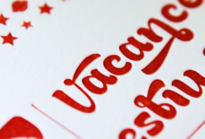 ©Tormiq imprenta Barcelona Offset i Digital, letterpress