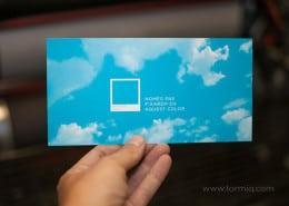 Tormiq imprenta Barcelona, disseny