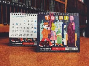 Calendari Tormiq 2015
