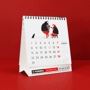 calendari, calendario, tormiq