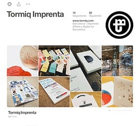 pinterest tormiq, imprenta, pinterest, tablero, barcelona, tormiq