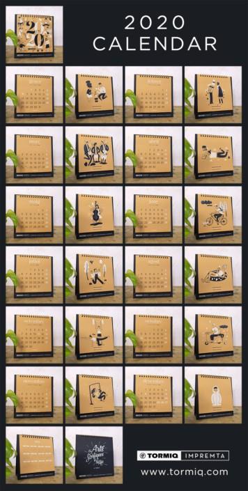 calendario, tormiq, imprenta, barcelona, st gervasi, impresion, diseño, diseño gráfico, tinta blanca, fedrigoni, gmund, sirio, printing, calendar