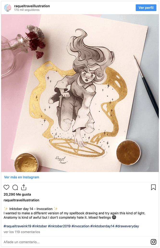 raquel trave ilustradora